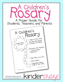 Rosary Prayer Guide (Free)