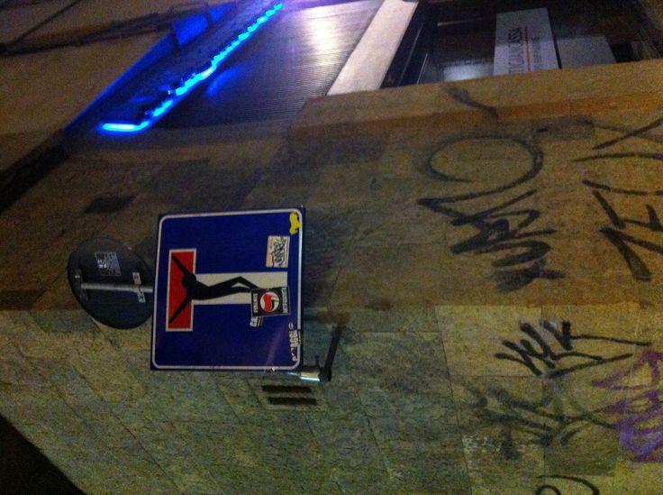Seen in Firenze