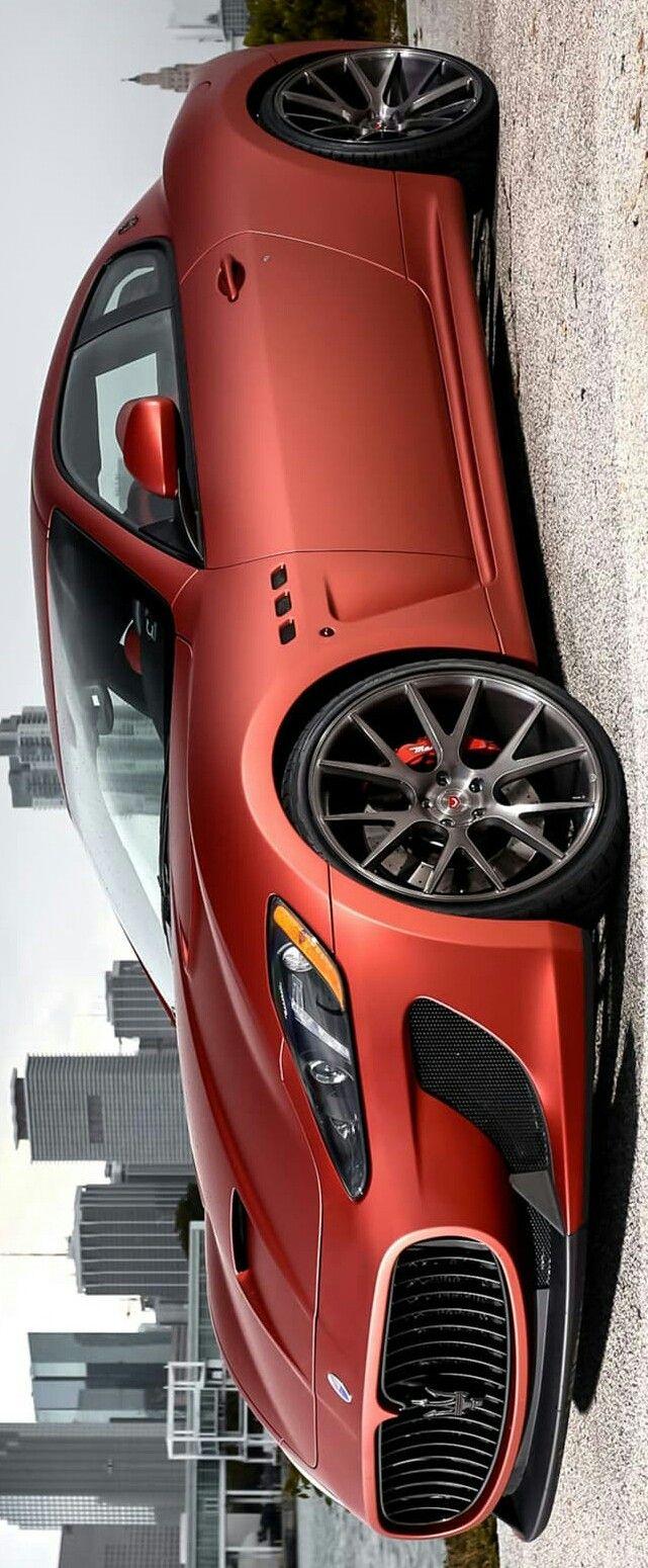 2017 Maserati GranTurismo by Levon