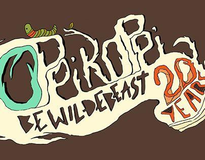 """Check out new work on my @Behance portfolio: """"Oppikoppi Branding"""" http://be.net/gallery/31326811/Oppikoppi-Branding"""