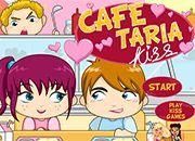 juegos Besos en la Cafeteria