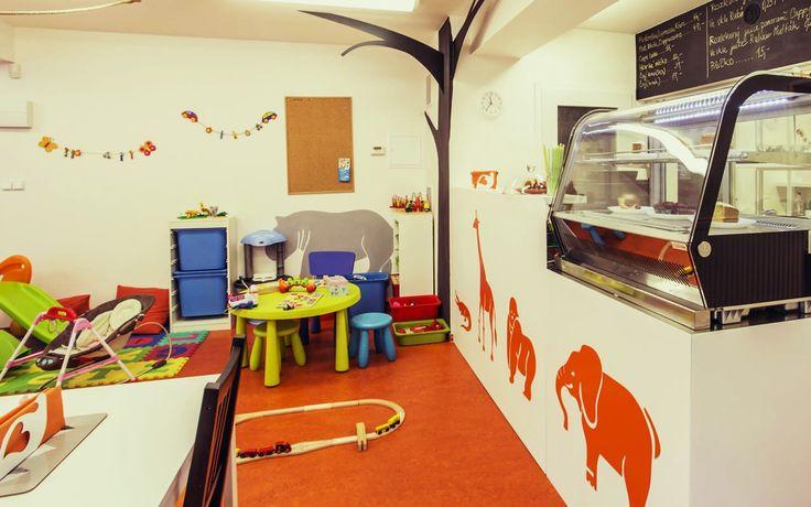 Kids Jungle > dětské studio a kavárna