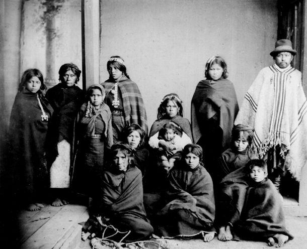 Origen de los nombres y apellidos mapuches - Taringa!