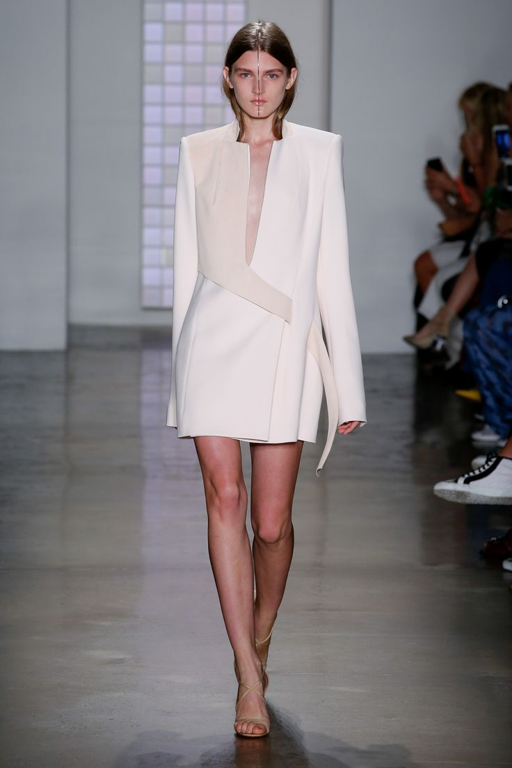 DION LEE: SS15 NYFW