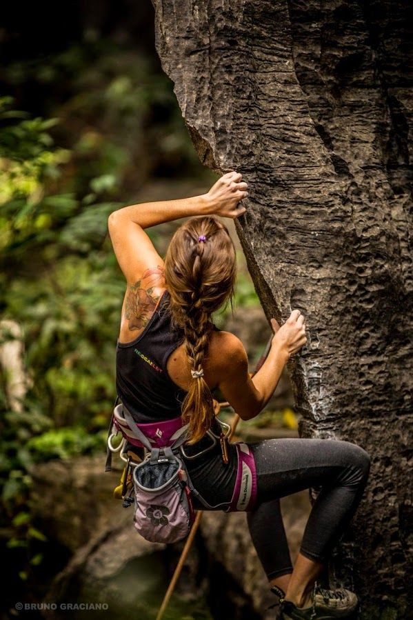 .Relaxed climbing is perfect for a weekend trip