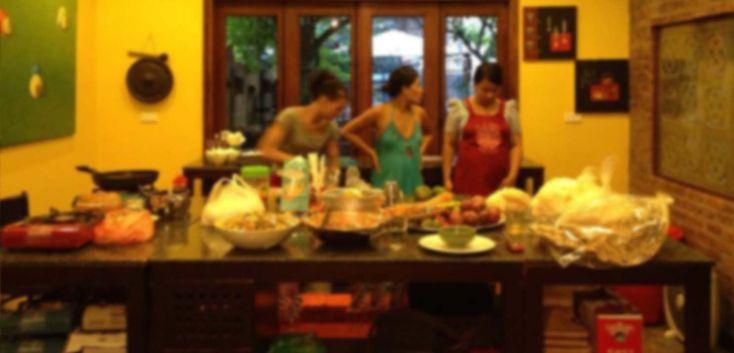 Cooking Classes Hanoi