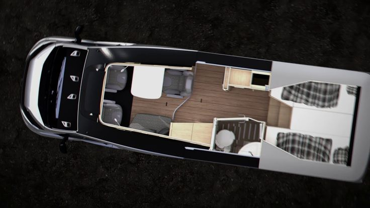 Niesmann + Bischoff Smove Luxury Motorhome