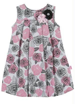 Resultado de imagen para vestido floral infantil