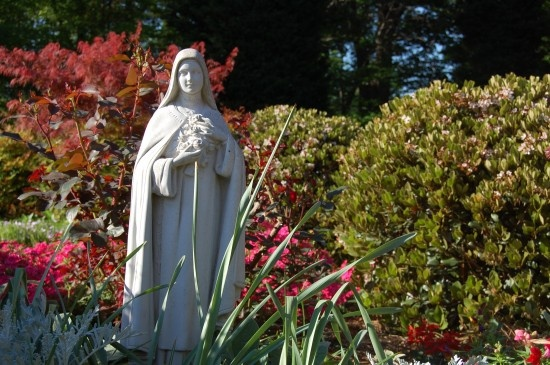 Celebrate the Month of Mary with a Marian Garden http://catholicmom.com/2012/05/20/celebrate-the-month-of-mary-with-a-marian-garden/#