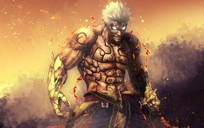 Asura - Asura's Wrath wallpaper