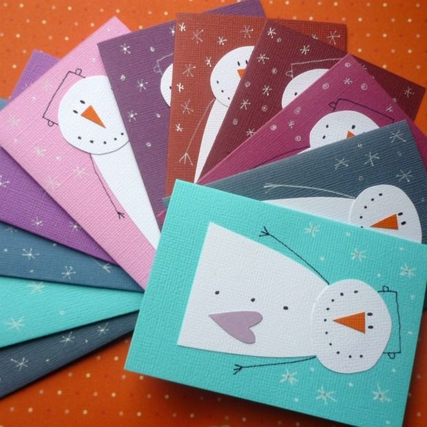 Simple handmade Christmas/Holiday cards is creative inspiration for us. Get more photo about diy home decor related with by looking at photos gallery at the bottom of this page. We are want to say thanks if you like to share this post to another people via your facebook, pinterest, google …