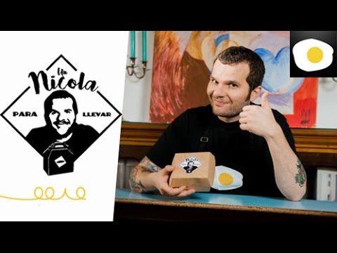 MOLLETE DE CHORIZO, PATATA Y QUESO SCAMORZA (RECETAS TAKEAWAY) | UN NICO...