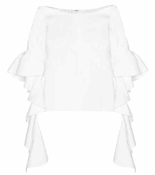Delores cotton blouse | Ellery
