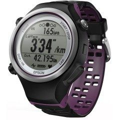 心拍トレーニングに エプソンEPSON 脈拍計測機能搭載 Wristable GPSウォッチ SF810B/V  心拍トレーニングとは 心拍数を計測しその数値を指標としてトレーニングを行うことです 今までのキツいラクと言った感覚から心拍数という具体的な数値で運動強度を表すことができるので目的を明確にした効率的なトレーニングが可能になります 走ったり階段を上ったりすると心拍数が上がると思います これは身体が運動エネルギーを作り出す酸素を必要としているためです 従って運動強度が高いほど酸素摂取量が高いと言えますが 体内での酸素摂取量を計測するのは容易ではありません ただし酸素摂取量は心拍数と比例すると言われているので 心拍数が高いほど運動強度が高いということになります  心拍トレーニングは限られたアスリートのためだけのものではなく 例えばランナーやスポーツ競技者の持久力向上筋力向上瞬発力運動能力向上にも役立てることができます また健康増進脂肪燃焼など目的によって幅広く活用していただくことができます   心拍トレーニングの効果 目的によって運動強度の調整が出来る…