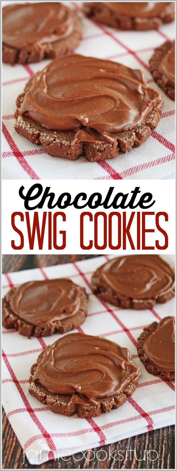 Are you a fan of Swig Sugar Cookies? They are really all the rage in Utah right now! Little Soda and Cookie Shops are popping up all over the place that feature specialty sodas and a variety of ama…