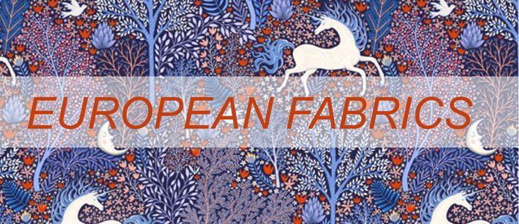 Euro Fabrics for sale in Canada
