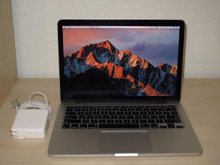 2012 Apple MacBook Pro Retina 13â Laptop 128GB 2.5GHz 8GB RAM A1425 MD212LL/A