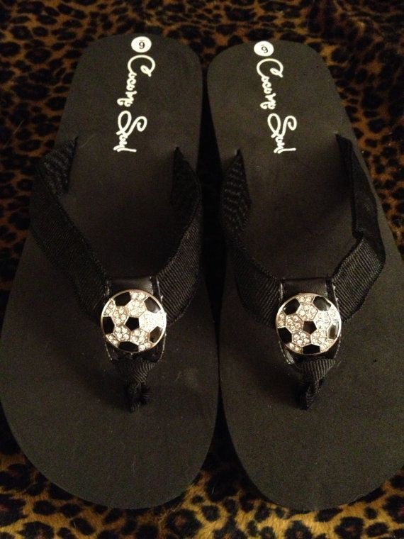 Women's Black Rhinestone Soccer MOM or by CocomoSoulBoutique, $17.99