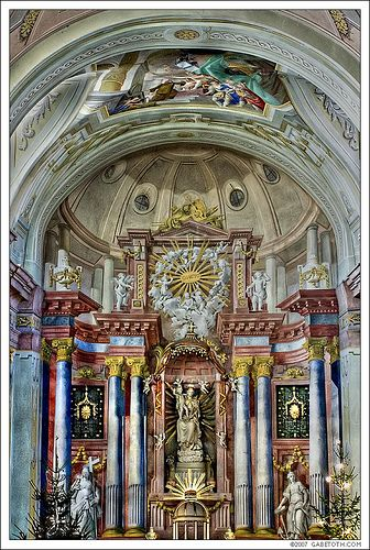 Roman Catholic Church - Samorin, Slovakia