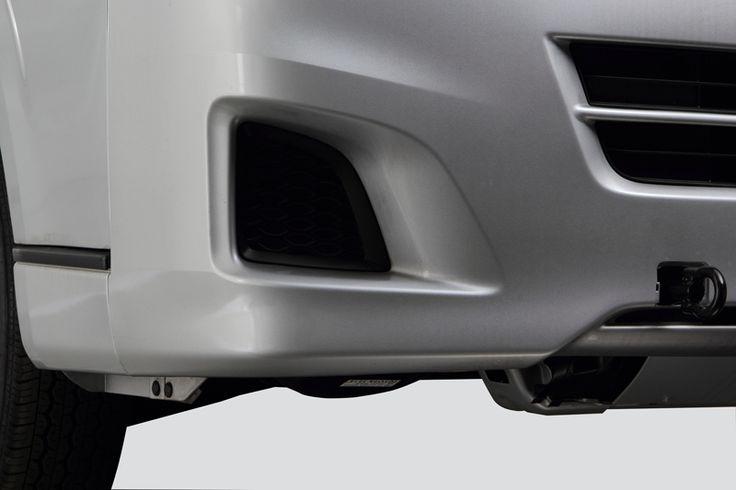 Toyota Auto2000 Hiace Front Bumper Exterior Type STD