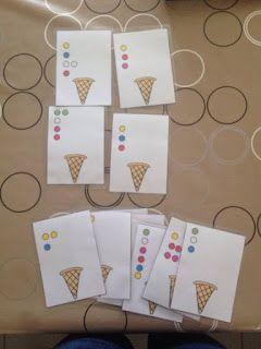 opdrachtkaarten ijsjesspel