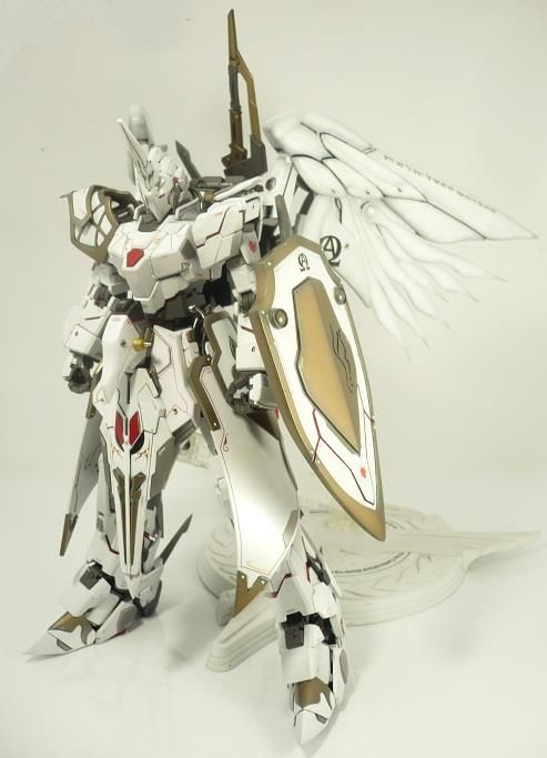 GUNDAM GUY: The Unicorn Paladin Knight - Custom Build