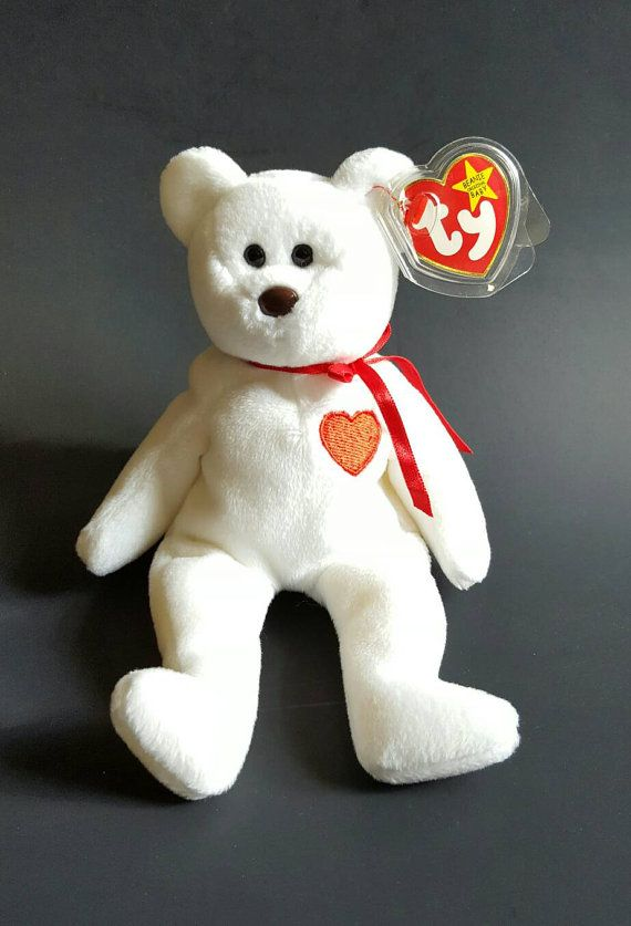 Ty Original Valentino Beanie baby Collectible by LIVToyShop