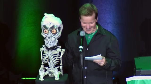 Achmed The Dead Terr0rist deals w_ a marriage proposal in Ireland _ All Over the Map _ JEFF DUNHAM