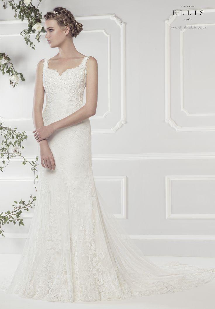Ellis Bridals Wedding Dresses 2015 - MODwedding