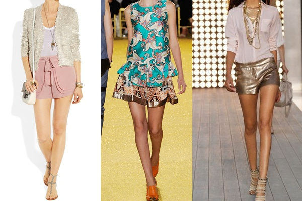 dressy short outfits - love copper shorts on the end