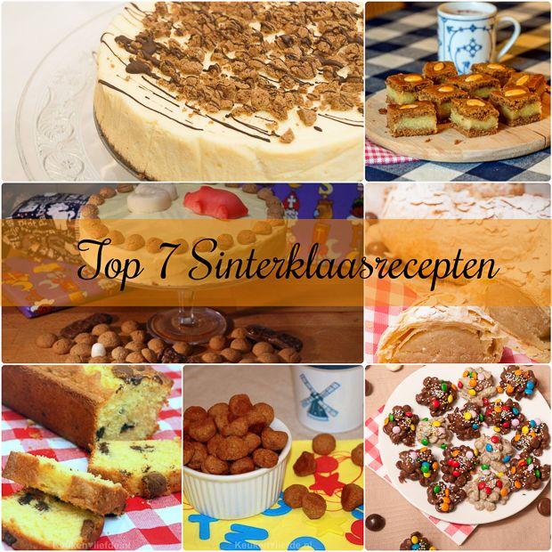 Top 7 sinterklaasrecepten - Keuken♥Liefde