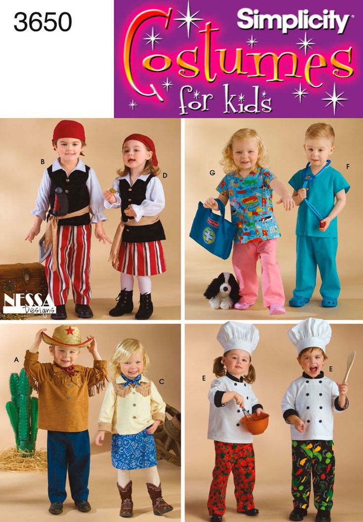 S3650 Toddler Fancy Dress Costumes