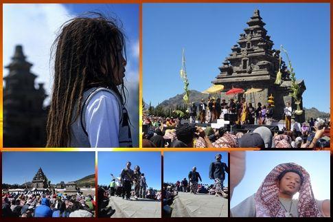 Dieng Plateau Culture Festival