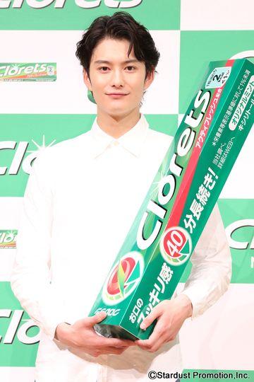 岡田将生が、モンデリーズ・ジャパン株式会社「クロレッツ」のCMキャラクターに就任し、9/4(月)都内で行われた新CM発表会に出席した。 …