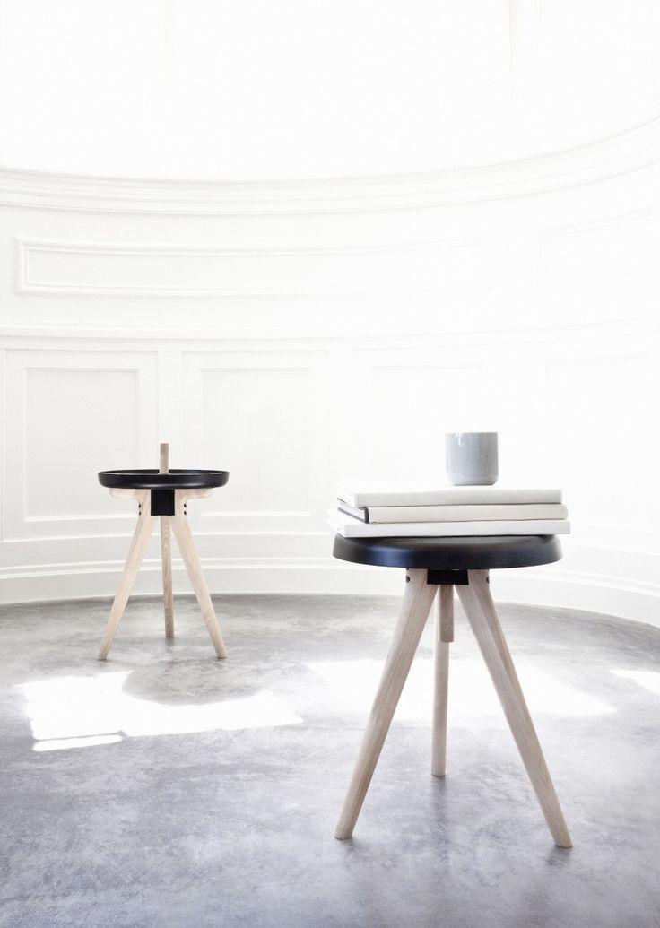 Menu - Bijzettafel / Kruk Flip Around | Scandinavisch Design | TrendYard