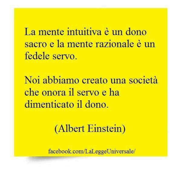 Albert Einstein La mente