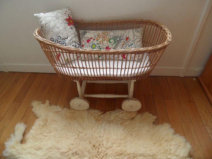 17 best images about berceau vintage on pinterest baby baskets zara home and bebe - Berceau zara home ...