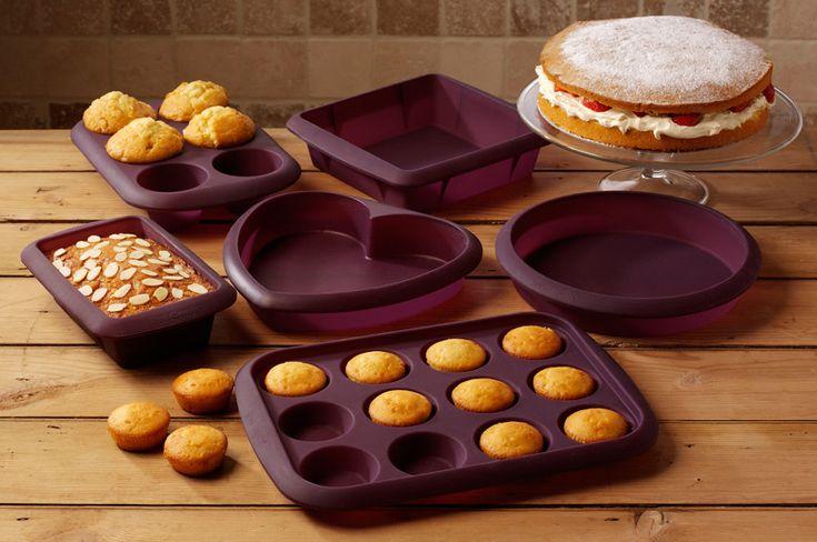 Прорыв на кухне — силиконовые формы для выпечки http://www.anymenu.ru/proryv-na-kuxne-silikonovye-formy-dlya-vypechki/  Каждый день ученые совершают открытия, для нашего с вами комфорта. Именно для этого и были разработаны кухонные принадлежности из силикона. В настоящее время производится огромное множество кухонной утвари из силикона самой различной формы: под пиццу, кексы, в виде цветочков, звездочек, сердечек, в виде зверюшек. Так же прекрасные подставки из силикона, которые не скользят…
