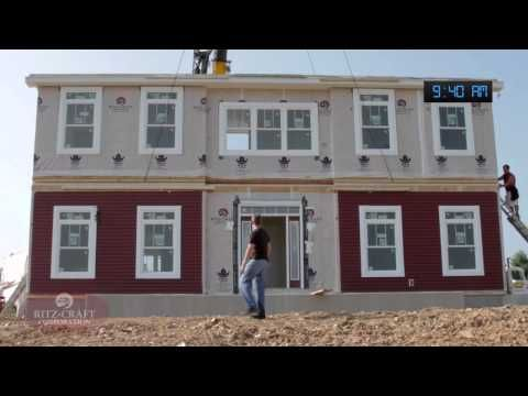 21 best modular and prefab home building process images on Modular home vs regular home
