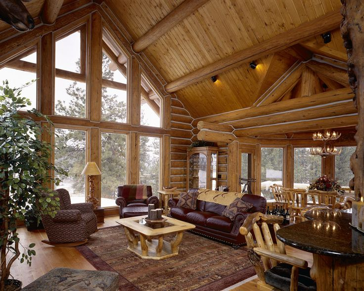 17 best images about structural decorative purlins on for 5 structural types of log homes
