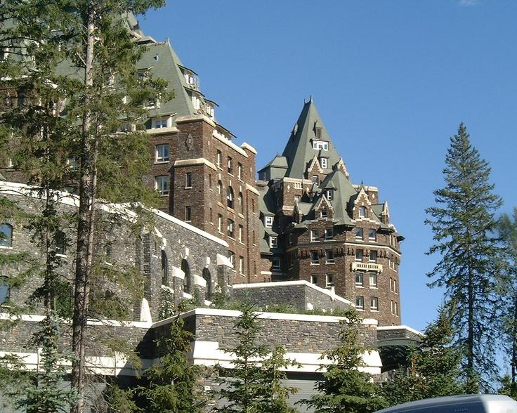 Banff Inn, Banff, Canada   By Kristin Mosher