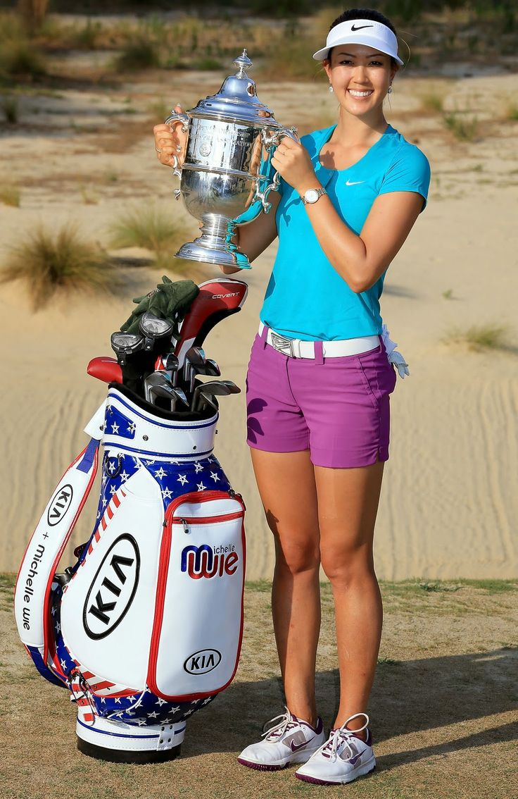 Golfer Michelle Wie HD Pictures | HD Wallpapers of Michelle Wie - HD Photos