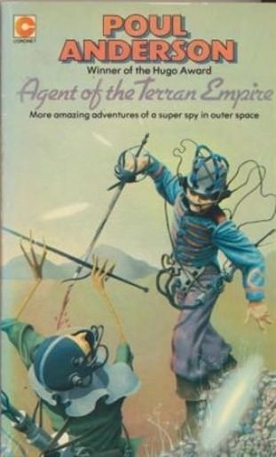 Agent Of The Terran Empire Anderson Poul  Paperback Book
