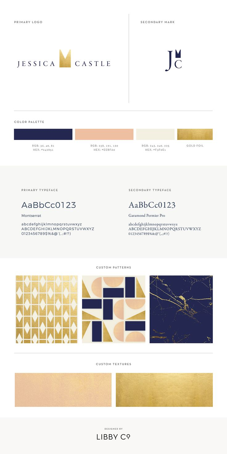Free brand style guide template download. Click to download.