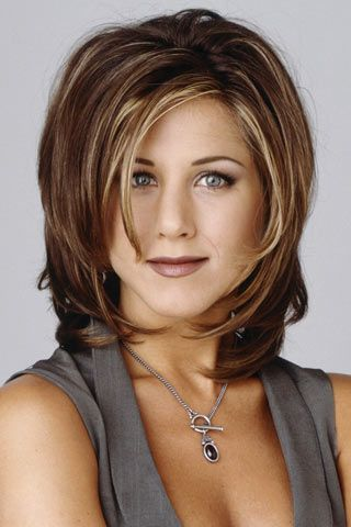 "The ""Rachel"" cut started a revolution in the '90s #Rachel #haircut #hair"