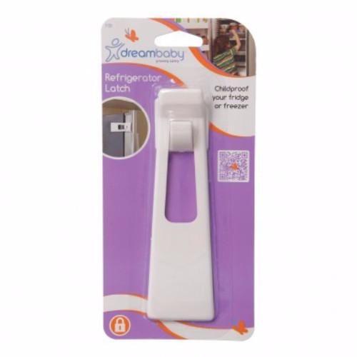 Dreambaby Refrigerator Freezer Appliance Child Safety Latch Lock - White