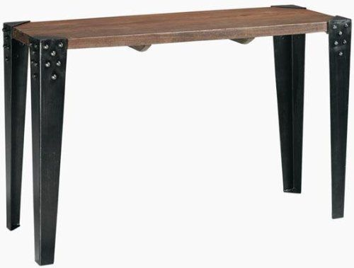 """Upton 48""""w Console Table, 33""""Hx48""""W, RECLAIMED by Home Decorators Collection. $329.00. 31""""H x 48.25""""W x 16.5""""D.. Fully assembled.. Featuring a rustic design that will bring distinguished, antiqued charm to your space, this console table is sure to become a favorite part of your living room decor. Built to last of top-quality materials, this living room furniture is sure to retain its beautiful appeal for years to come. Place your order today. Constructed of reclaimed w..."""