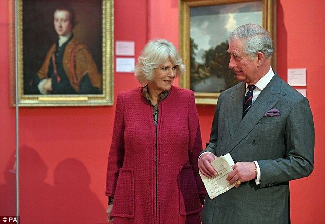 Joined by Camilla, the royal, who studied at Trinity College between 1967 and 1970, confes...