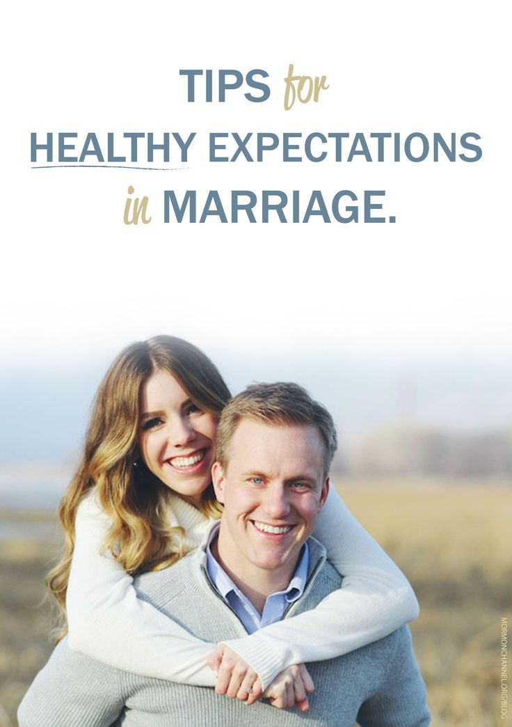Dr. Jennifer Finlayson-Fife, an LDS marriage and family therapist shares with us her thoughts and tips on cultivating healthier communication and expectations in marriage.