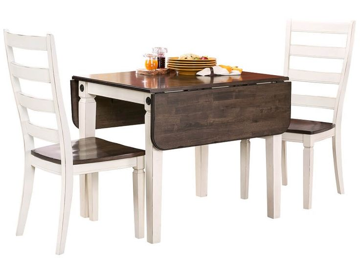 Hgg Pc Drop Leaf Kitchen Dining Table Set
